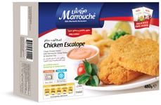 Marrouche Chicken Escalope